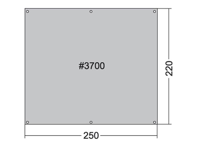 Tatonka Zeltunterlage 250x220cm